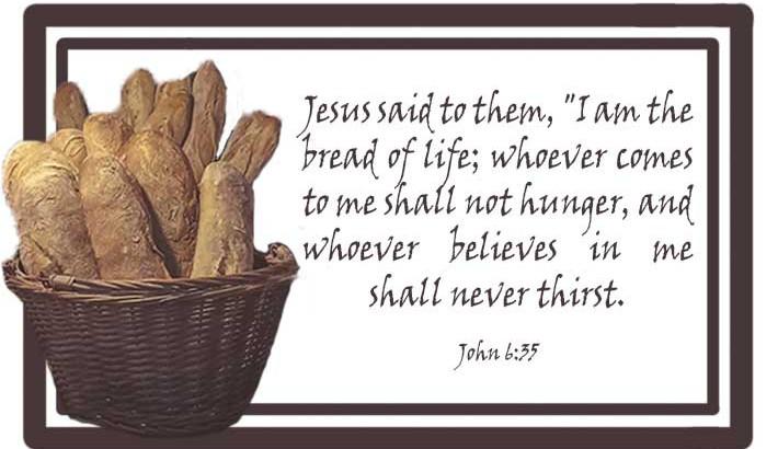 Jesus Brings Life - John 6:35