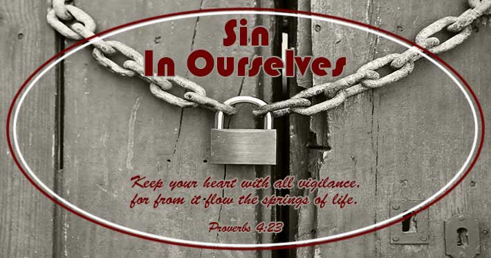 Facing Sin in Ourselves